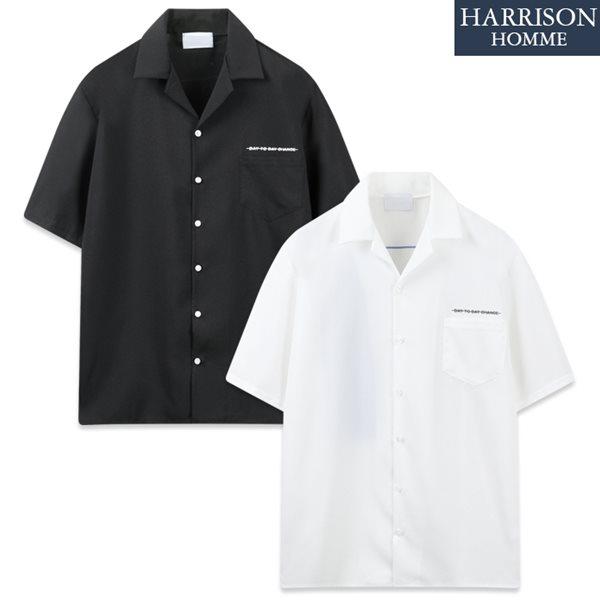 [해리슨] DS 포에버 반팔 셔츠 MET1915