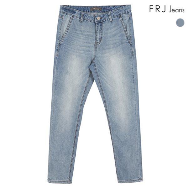 [FRJ]여성 카페M톤워싱원턱보이핏 (F82F-DP651A)
