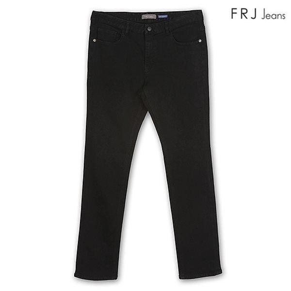 [FRJ]남성 블랙RAW기모슬림일자 BK (F78M-DP921B)