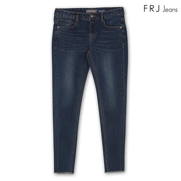 [FRJ]여성 D톤워싱앵클스키니미드라이즈 DBL (F81F-DP381A)
