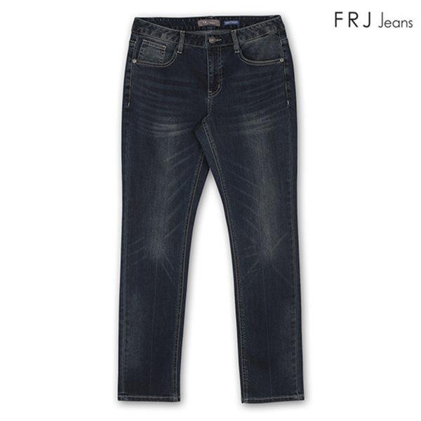 [FRJ]남성 D톤워싱슬림일자덧댐누빔구제 DBL (F81M-DP201A)
