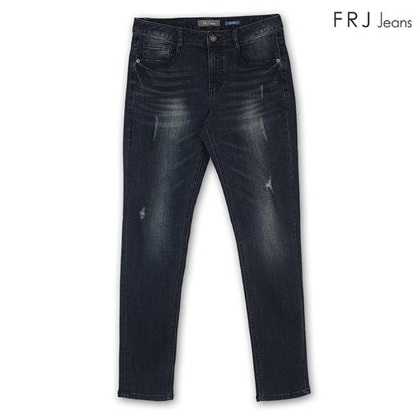 [FRJ]남성 D톤워싱테이퍼드덧댐누빔구제 DBL (F81M-DP603A)
