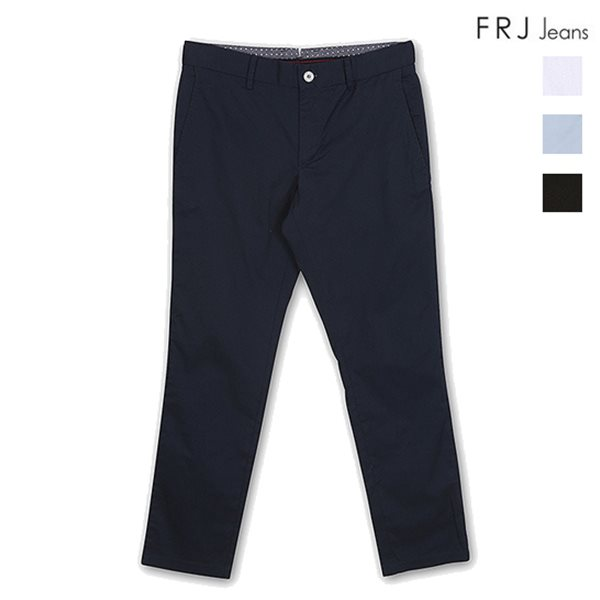 [FRJ]남성 9부면트윌스판팬츠 (F52M-CP063B)