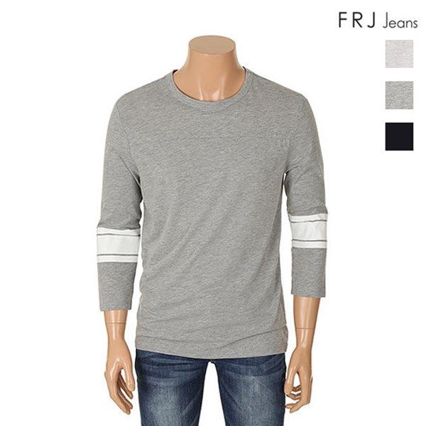 [FRJ]유니 ST프린트7부소매티셔츠 (F52A-TM163A)