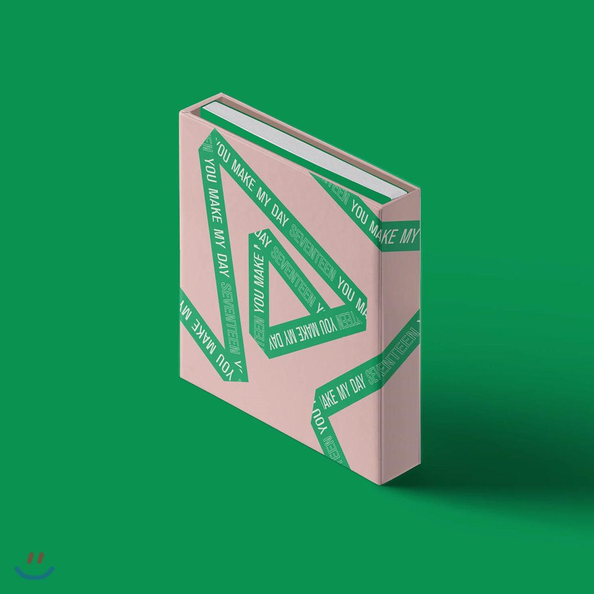 세븐틴 (Seventeen) - 미니앨범 5집 : You Make My Day [Follow ver.]