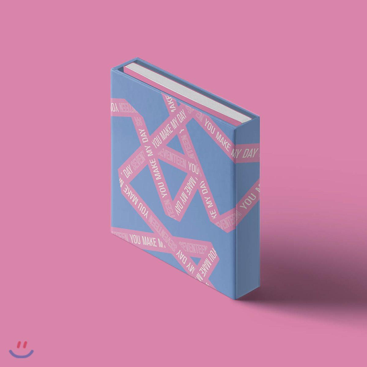 세븐틴 (Seventeen) - 미니앨범 5집 : You Make My Day [Set The Sun ver.]