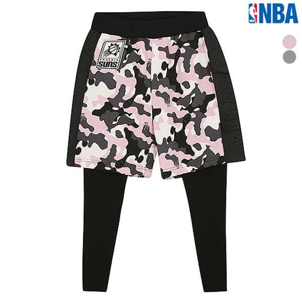 [NBA]NBA CAMO 반바지 레깅스(N154TP751P)