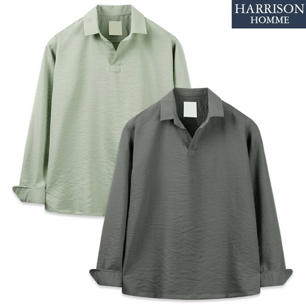 [해리슨] 744 긴팔 셔츠 RVR1060