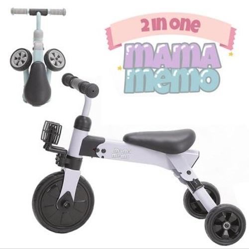 밸런스바이크+세발자전거