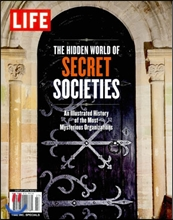 [YES24 �ܵ��Ǹ�] The Hidden World Of Secret Socities