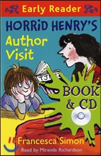 Horrid Henry's Author Visit (Book+CD)