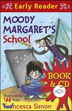 Moody Margaret's School (Book+CD)