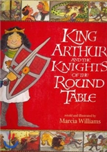 Walker Illustrated Classics : King Arthur and the Knights of the Round Table