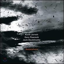 Keith Jarrett Trio - Somewhere