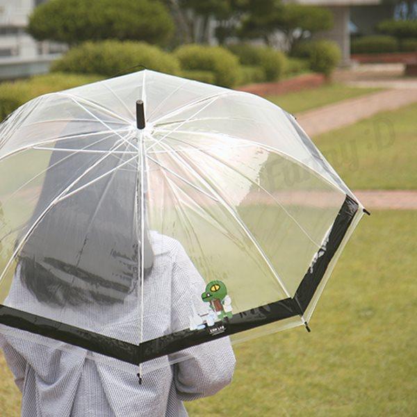 카카오프렌즈 콘랩 투명우산