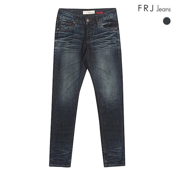 [FRJ]남성 D톤녹워싱테이퍼드데님 (F51M-DP602B)