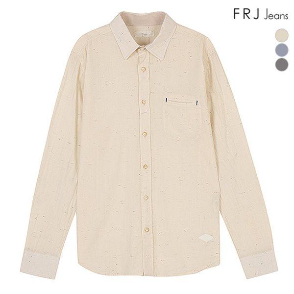 [FRJ]남성 네프사가슴포켓셔츠 (F51M-SH021A)