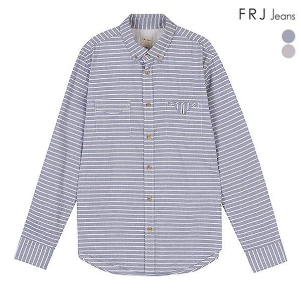 [FRJ]남성 스트라이프옥스포드 (F55M-SH91ZB)