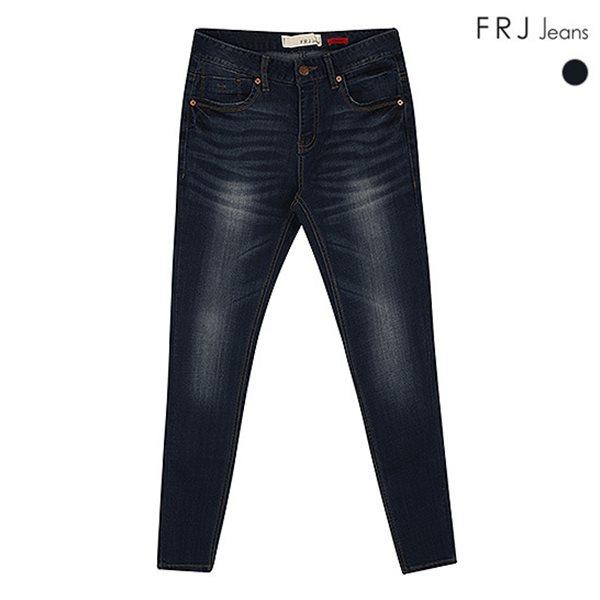 [FRJ]여성 D톤워시드보이프렌드데님 (F51F-DP651A)