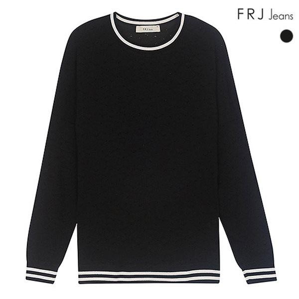 [FRJ]여성 배색요꼬레이스MTM (F51F-TS551A)