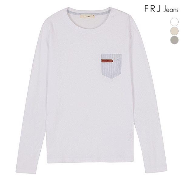 [FRJ]유니 가슴포켓유니티셔츠 (F55U-TS92ZB)