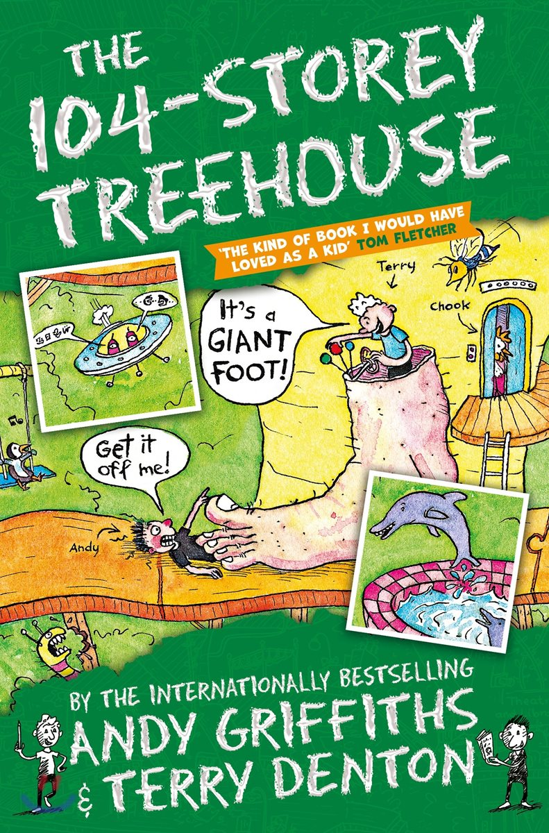 The 104-Storey Treehouse (영국판)