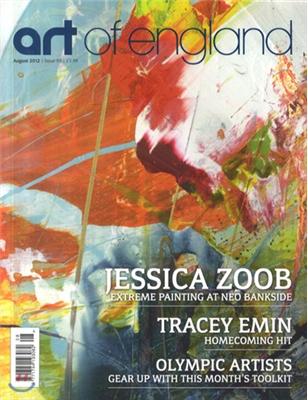 Art Of England (월간) : 2012년 08월