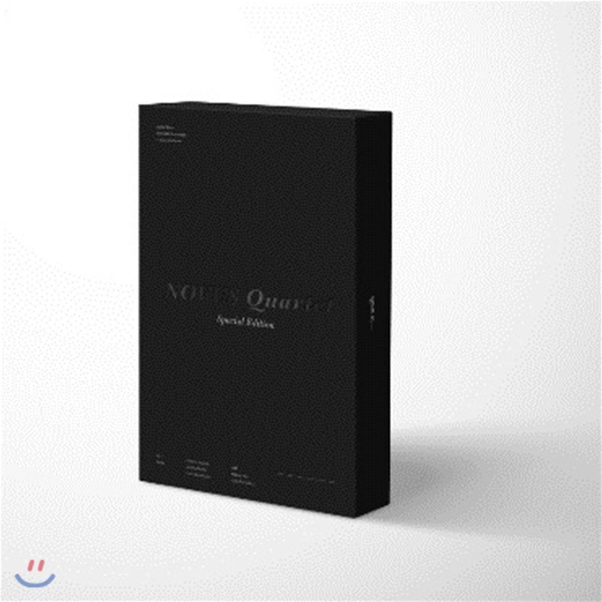 Novus Quartet 노부스 콰르텟 예술의전당 30주년 기념 스페셜 앨범 (To Walk)