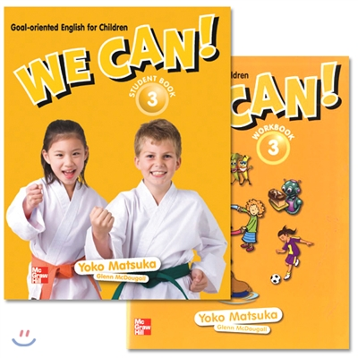 We Can! 3 : Student Book + Work Book