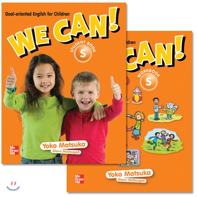 We Can! Starter : Student Book + Work Book