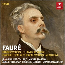 Jean-Philippe Collard / Michel Plasson 포레: 피아노, 실내악, 관현악 & 합창 작품, 레퀴엠 (Faure: Piano Works, Chamber Music, Orchestral & Choral Works, Requiem) 장 필립 콜라르, 미셸 플라송