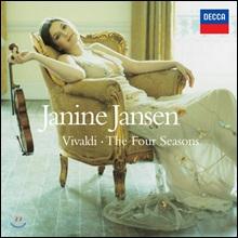 Janine Jansen 비발디: 사계 (Vivaldi: The Four Seasons)