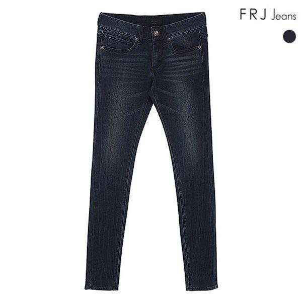[FRJ]여성 D톤워시드기모슬림스키니데님(F44F-DP376A)