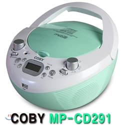 [] COBY MP-CD291 CD MP3  CDP