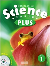 Interactive Science Reading Plus #1 : Student Book with Hybrid CD