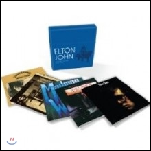Elton John - Classic Album Selection (1970 - 1973) (LP Miniature Box Set)