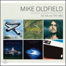 Mike Oldfield - Classic Album Selection (1973-1980) (LP Miniature Box Set)