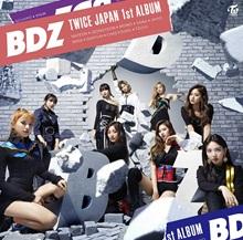 트와이스 (TWICE) - Japan 1st Full Album : BDZ [초회제작/통상반]