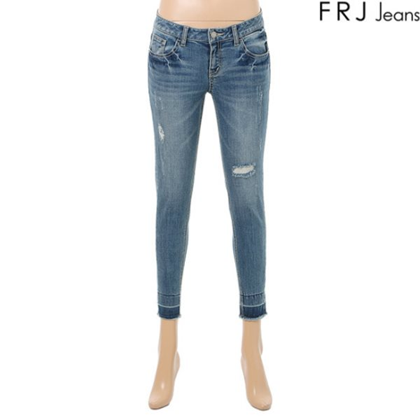 [FRJ]여성 L톤워싱앵클스키니 (F63F-DP383A)