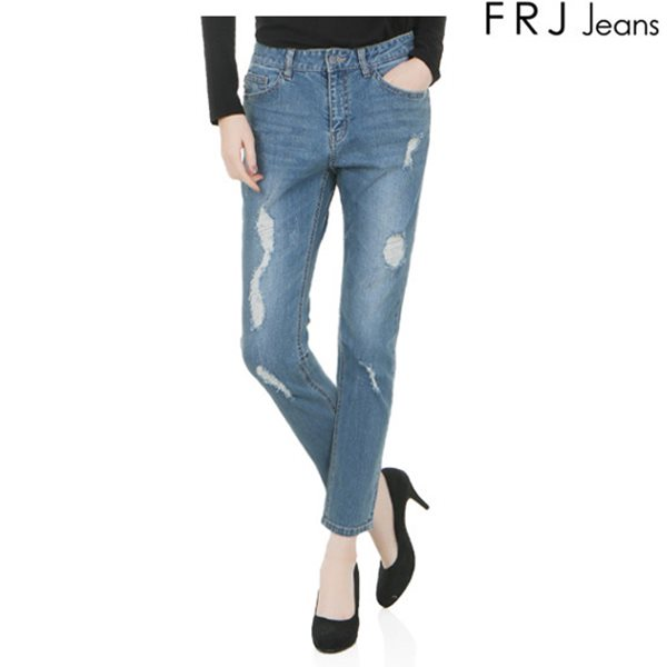 [FRJ]여성 M톤빈티지워싱보이핏 (F61F-DP652B)