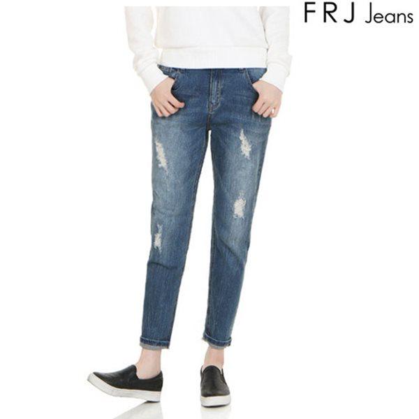 [FRJ]여성 M톤빈티지워싱보이핏 (F61F-DP653B)
