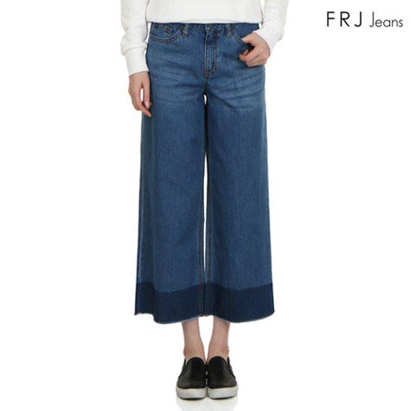 [FRJ]여성 M톤워싱와이드핏 (F61F-DP683B)