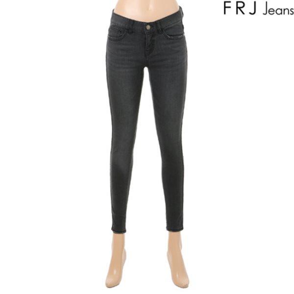 [FRJ]여성 블랙 워싱 제깅스 (F63F-DP552B)