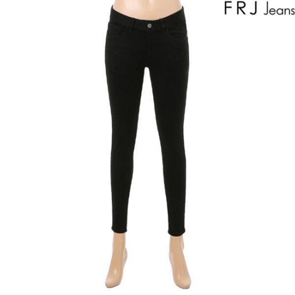 [FRJ]여성 블랙주자스판제깅스데님 (F63F-DP551B)