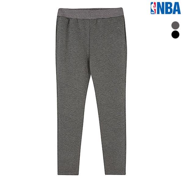 [NBA]NBA 무릎절개 장식 조거팬츠(N183TP010P)