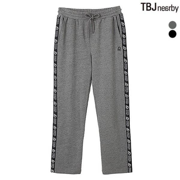 [TBJ]유니 AD 옆선TAPE 트랙팬츠(T183TP310P)