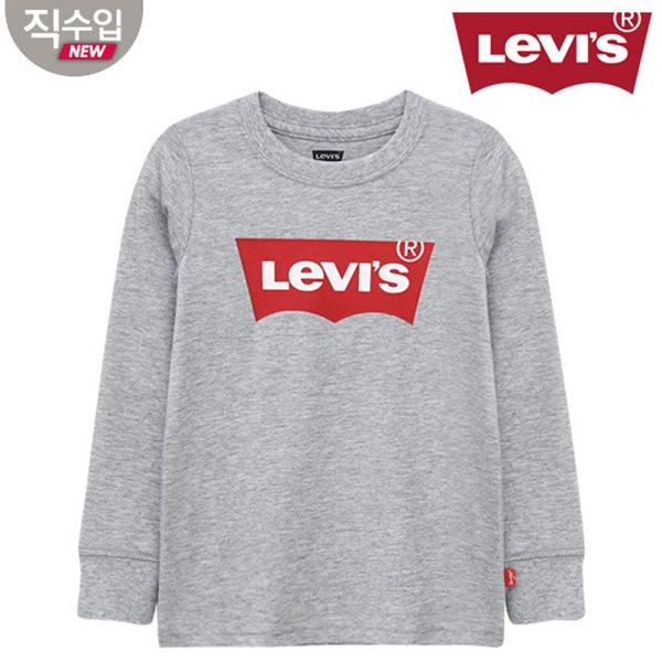 [리바이스키즈] 그래픽 티셔츠(긴팔)L VNF11QTS46 (키즈)