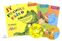 JY Phonics Kids Set 1-3 New ������ ����