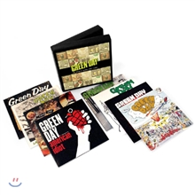 Green Day - The Studio Albums 1990-2009 (Deluxe Edition)