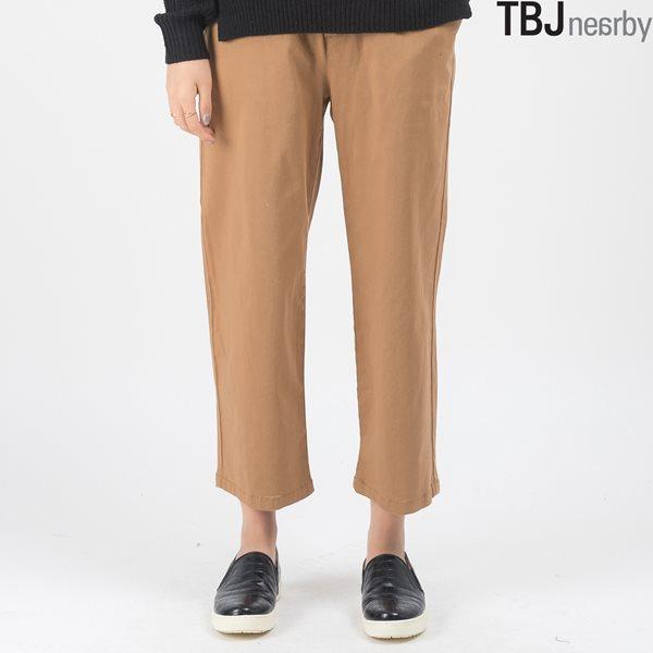 [TBJ]여성 와이드 밴딩 팬츠(T154PT780P)